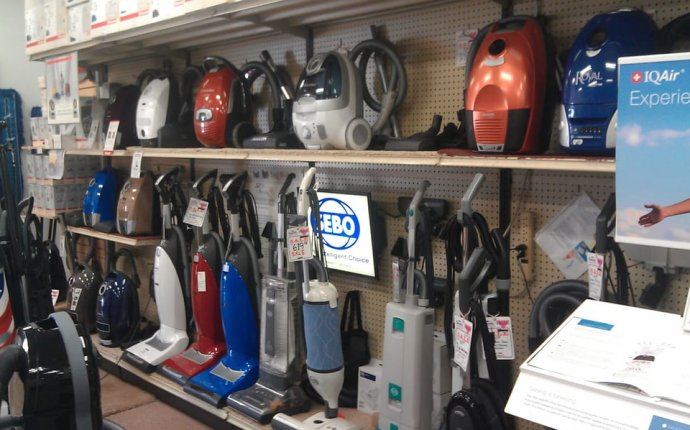 And more vacuums, floor and carpet cleaning machines. Low to high