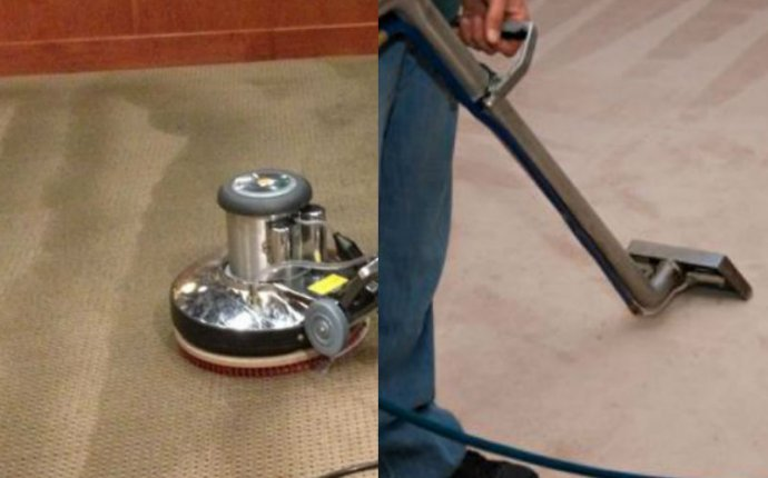 Carpet Dry Cleaning vs Steam Cleaning