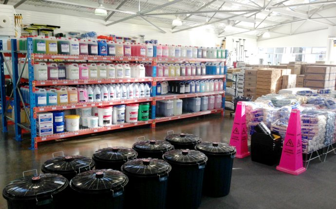 Central Cleaning Supplies