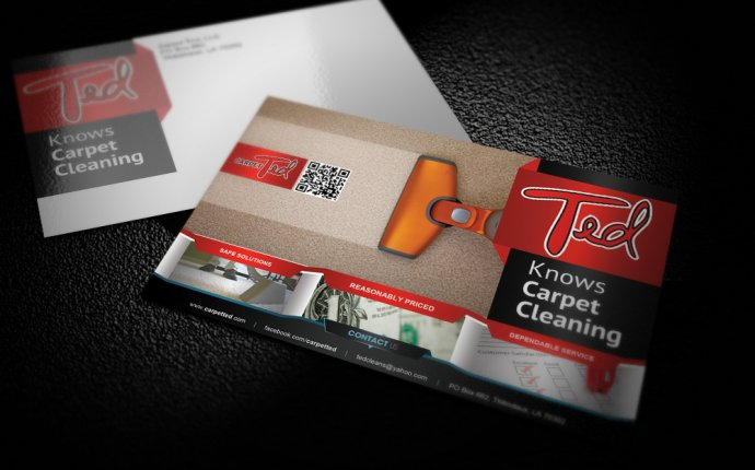 Cleaning business card design - anuvrat.info