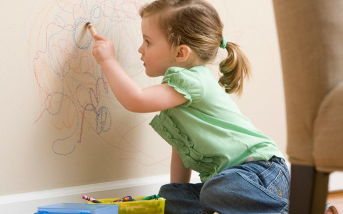 Getting Out Crayon Stains - Remove Crayon Stain