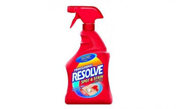 Resolve Carpet Cleaner - Carpet