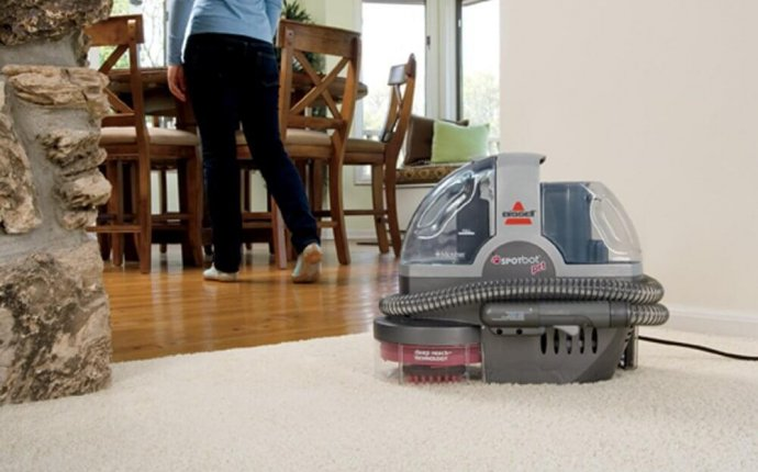 Spot Carpet Cleaning Machines - Carpet