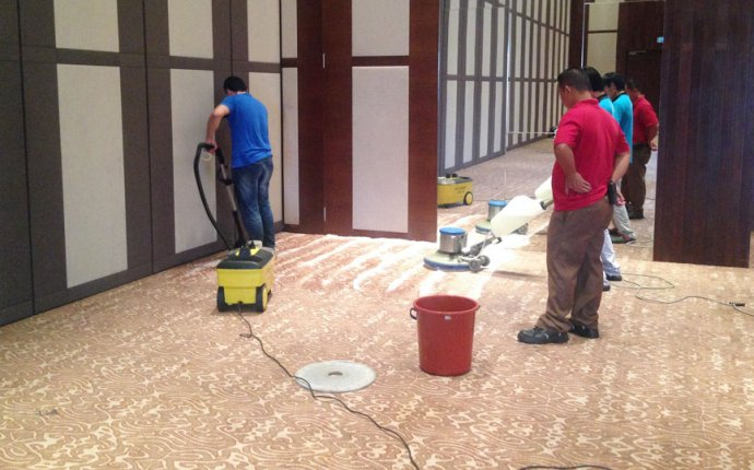 Professional Carpet Cleaning Singapore