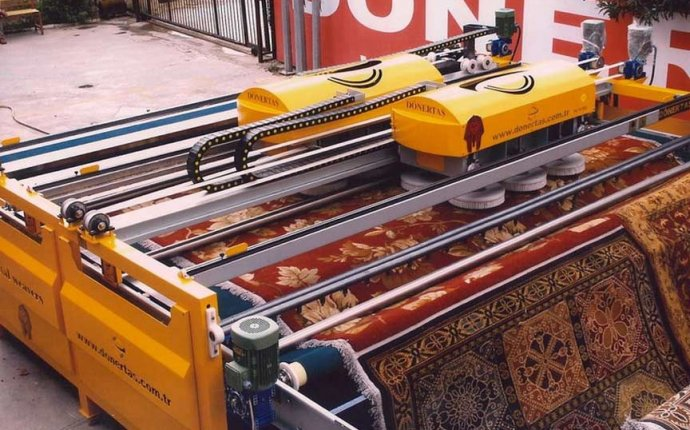 Automatic Carpet cleaning machines