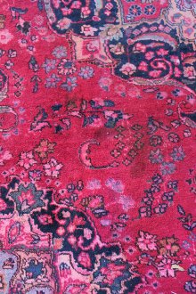 Cleaning Vintage Rugs with a Rental Carpet Cleaner