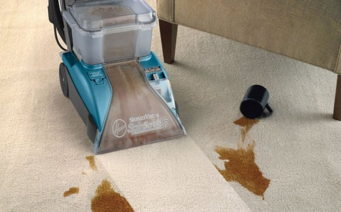 SteamVac Carpet Cleaner with clean Surge