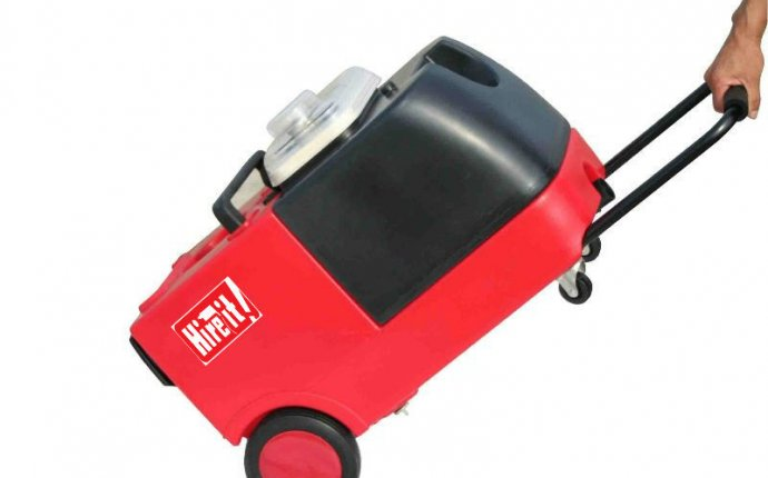 Carpet cleaning Rental machine